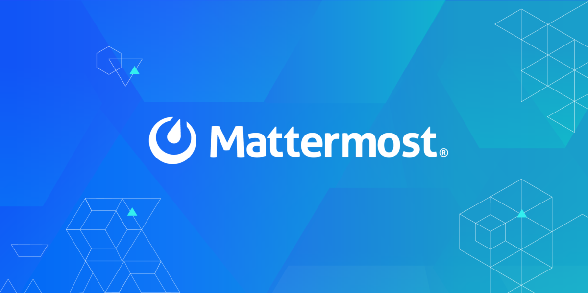 Mattermost, an open-source, self-hosted Slack-alternative.